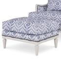 Century Century Chair Jensen Ottoman - Item Number: 3319O