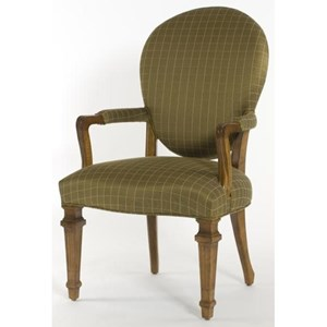 Cameo Back Chair