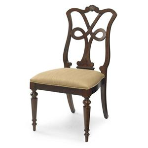 Century Chelsea Club Redcliffe Side Chair
