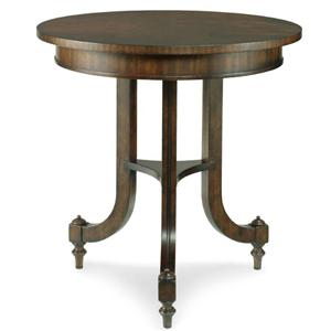 Century Chelsea Club Swan Walk Lamp Table