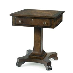 Century Chelsea Club Lamp Table