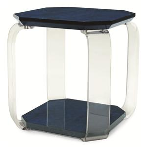 Century Chin Hua Dabu Chairside Table