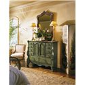 Century Coeur De France Master Chest with Drawers - Item Number: 519-201M