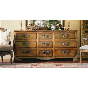 Century Coeur De France Bedroom Dresser