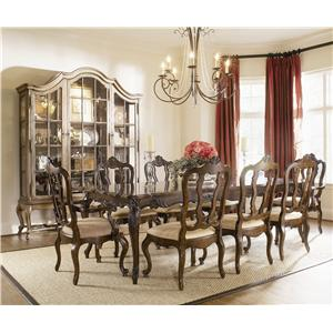 Century Coeur De France Dining Room Table