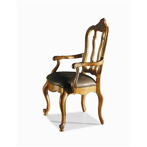 Century Coeur De France Dining Arm Chair