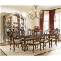 Century Coeur De France Martel Arm Chair