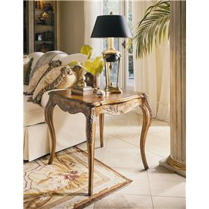 Century Coeur De France End/Lamp Table