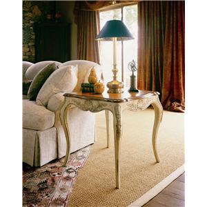 Century Coeur De France End/Lamp Table
