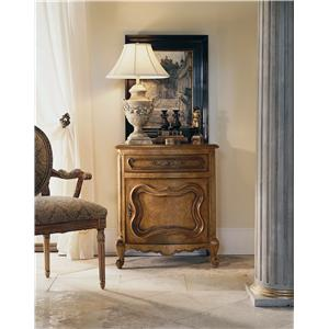Century Coeur De France End Table/Mini Chest