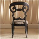 Century Consulate Vienna Dining Side Chair - Item Number: 59-541