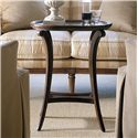 Century Consulate Vouvray Chairside Table - Item Number: 59-626