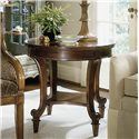 Century Consulate Gueridon Lamp End Table - Item Number: 59-629