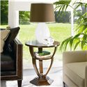 Century Omni Chairside Table - Item Number: 559-633