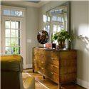 Century Omni Metal Frame Mirror - Mirror Shown with Dresser.