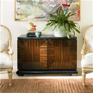 Century Omni Door Chest with Granite Top