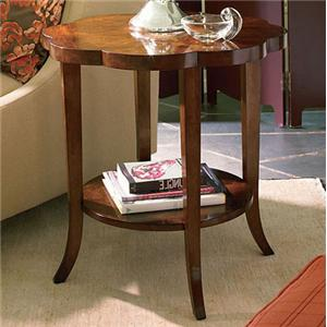 Century Omni Lamp Table