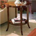 Century Omni Lamp Table - Item Number: 55H-638