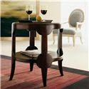 Century Century Classics Round Lamp Table - Item Number: 639-627
