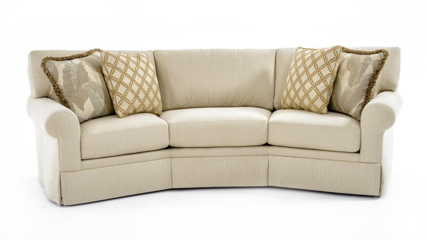 Century Cornerstone  <b>Customizable</b> Conversation Sofa - Item Number: LTD 7600-W 71391L19