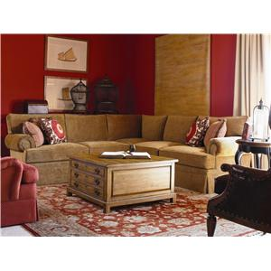 <b>Customizable</b> Sectional Sofa