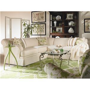 <b>Customizable</b> Sectional Sofa