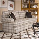 Century Cornerstone  <b>Customizable</b> Stationary Sofa - Item Number: LTD7600-3 S