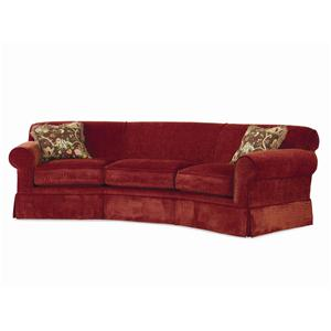 Century Cornerstone  <b>Customizable</b> Conversation Sofa