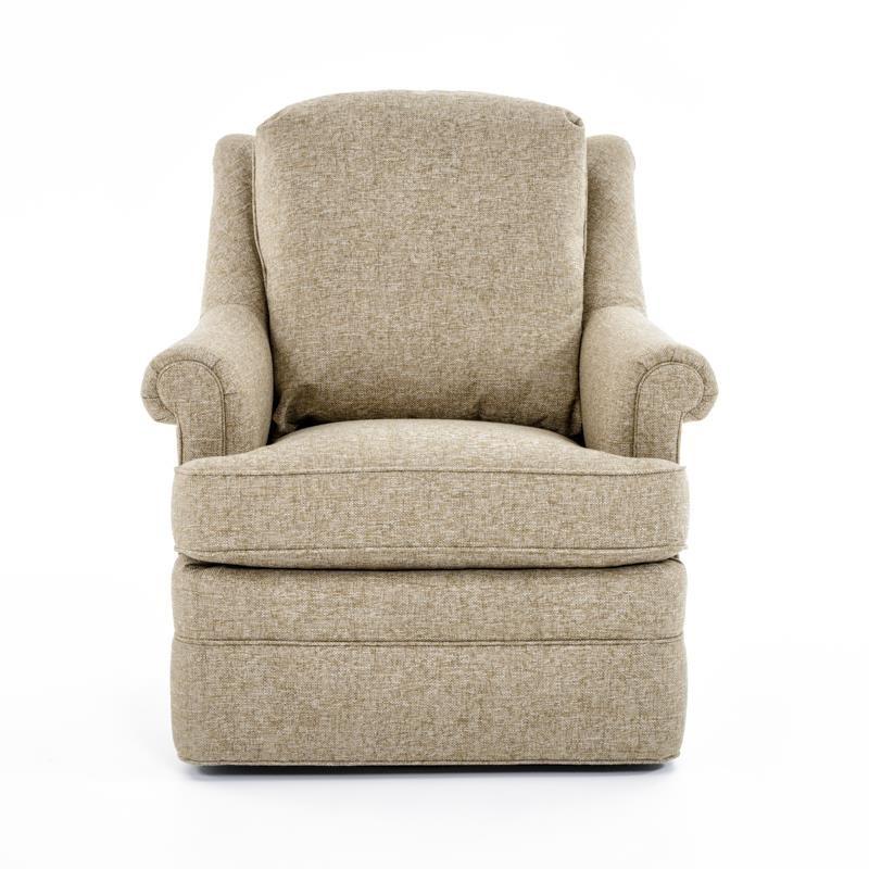 Century Elegance Ltd7122 8 Tyler Loose Cushion Swivel