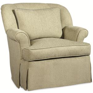 Century Elegance  Rebecca Swivel Chair