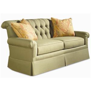 Century Elegance  Upholstered Loveseat