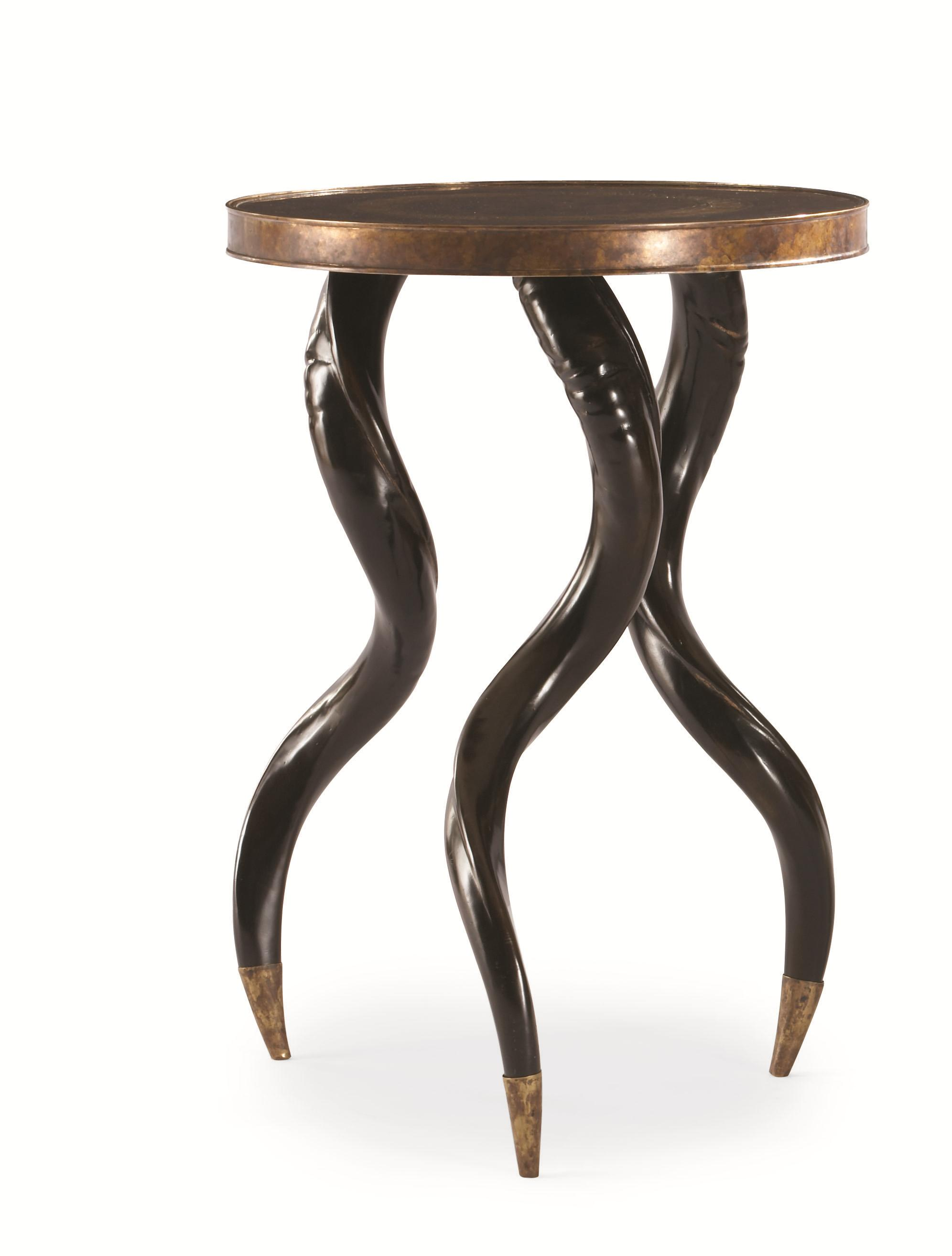 Century Grand Tour Chairside Table - Item Number: SF5047