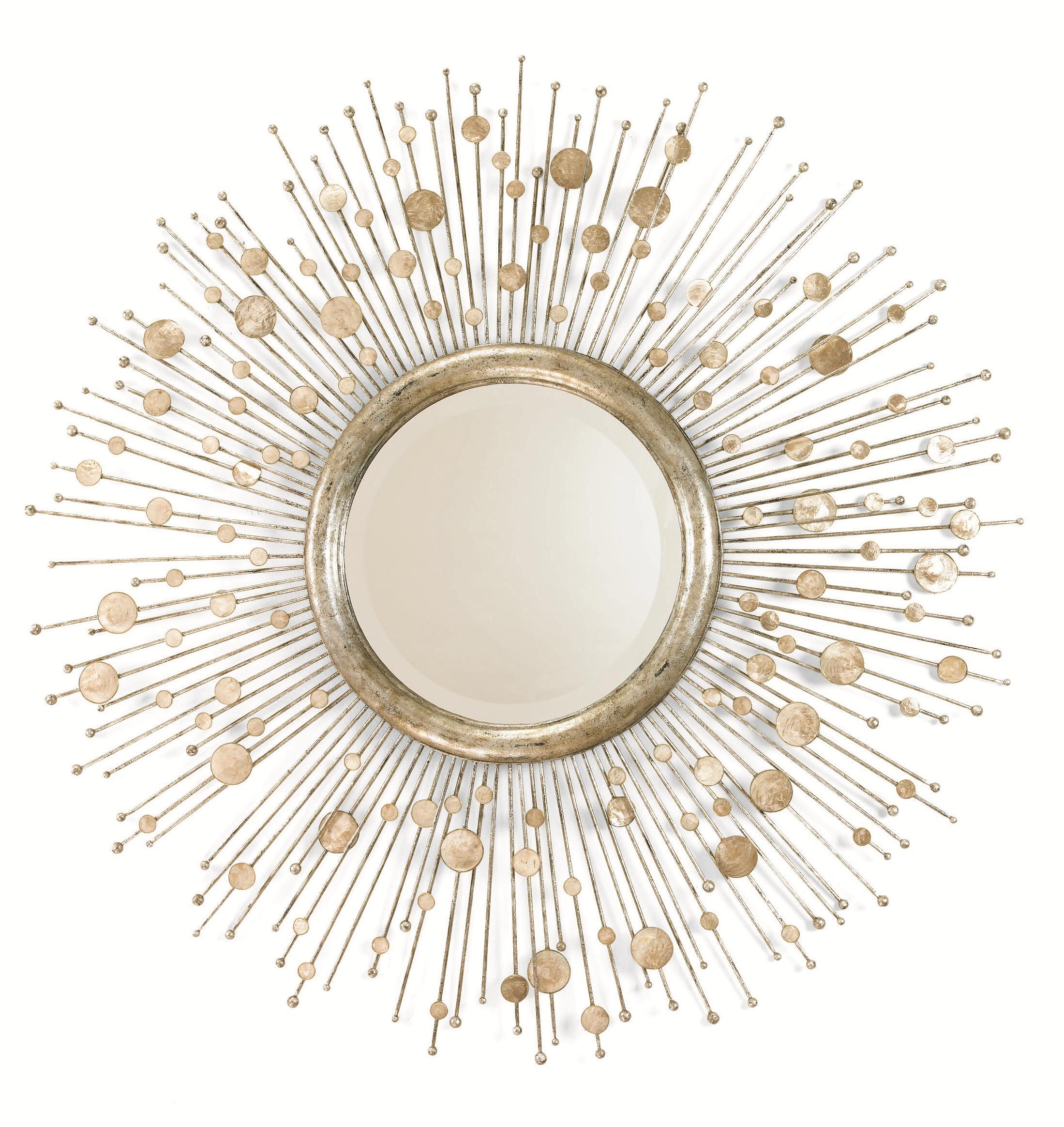 Century Grand Tour Mirror - Item Number: SF5095
