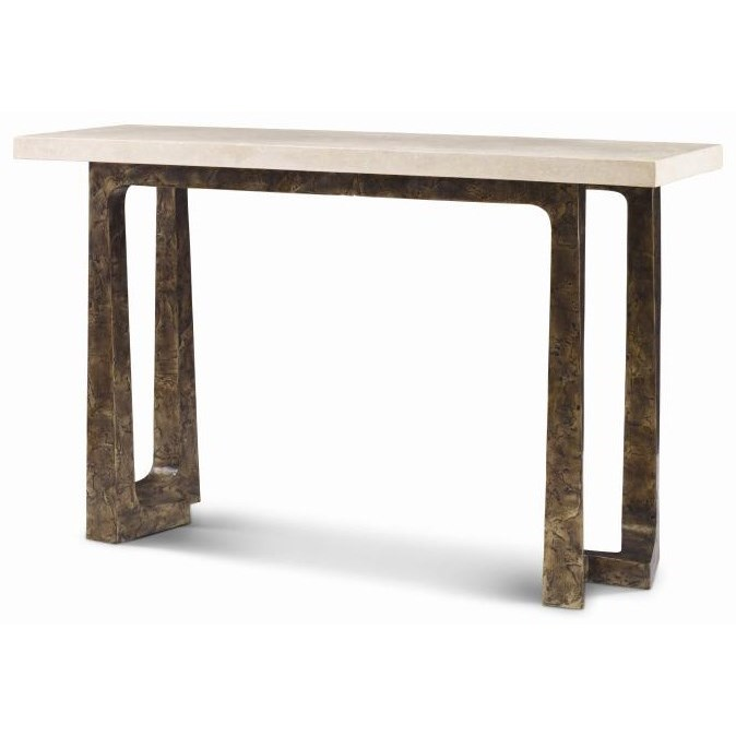 Grand Tour Lucas Console Table by Century at Baer's Furniture