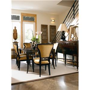 Century Metro Lux Table and Chair Combo