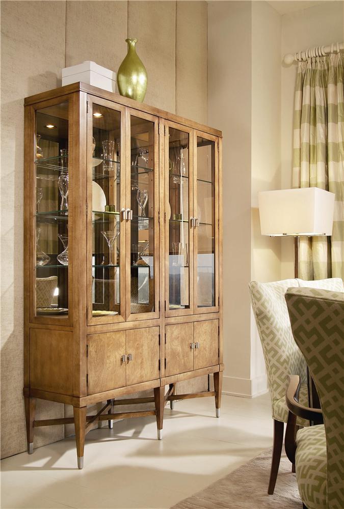 Century Metro Lux China Cabinet Baer S Furniture China