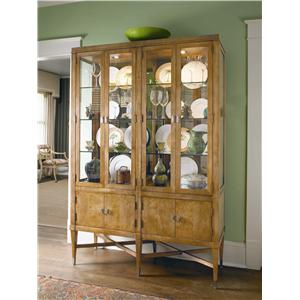 Metro Lux China Cabinet by Century