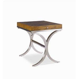 Century Metro Lux End Table/Lamp Table
