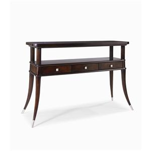 Century Metro Lux Sofa Table/Console