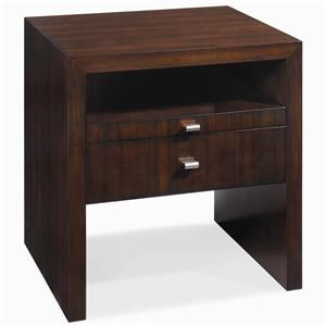 Century Milan Bedside Table