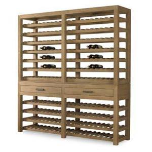 Century Monarch Fine Furniture Dry Creek Winemaker's Cabinet