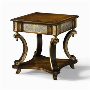 Century Monarch Fine Furniture Jester's Lamp Table