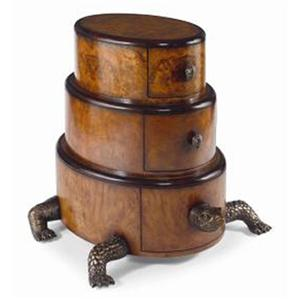 Century Monarch Fine Furniture Tortoise Stacking Chest