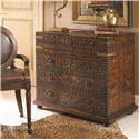 Century Monarch Fine Furniture Elegant Courier's Chest - Room Setting