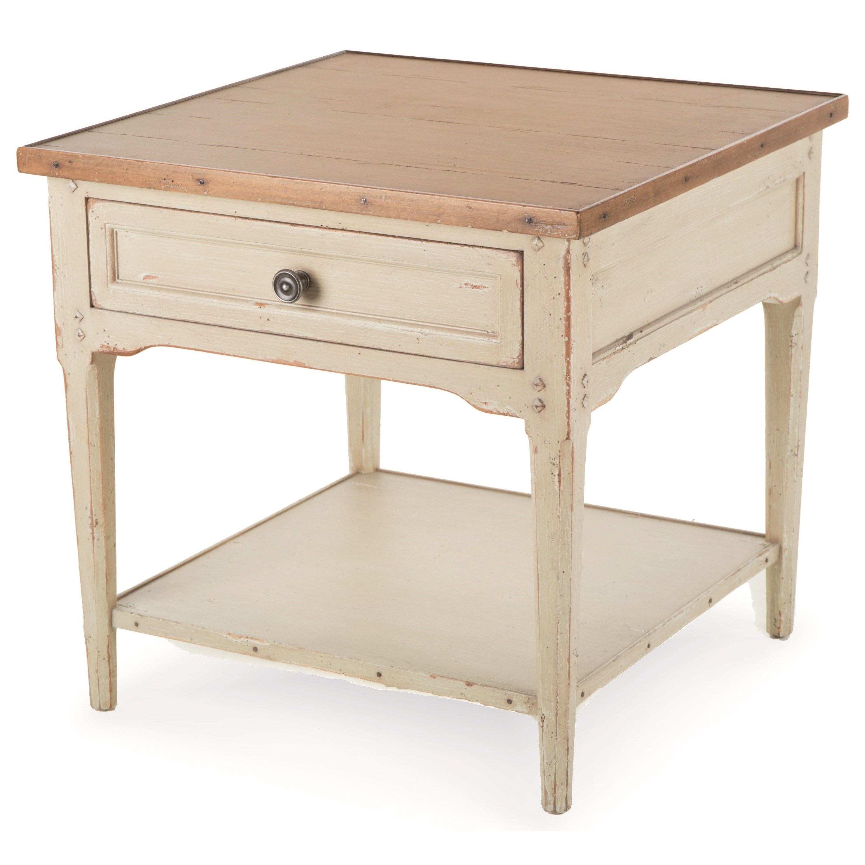 Century Monarch Fine Furniture Hannah End Table - Item Number: MN5613
