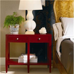 Century New Traditional Bedside Table