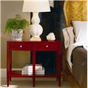 Century New Traditional Bedside Table - Item Number: 779-224