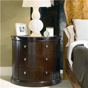 Century New Traditional Bedside Chest