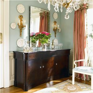 Century New Traditional Credenza