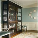 Century New Traditional Display Cabinet - Item Number: 779-423A